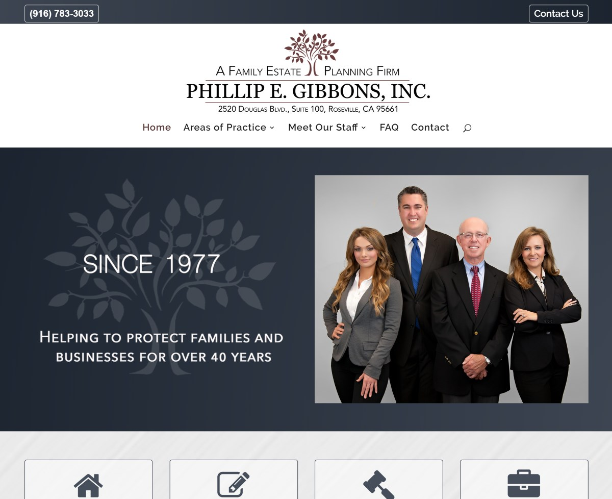 Phillip Gibbons, Inc.