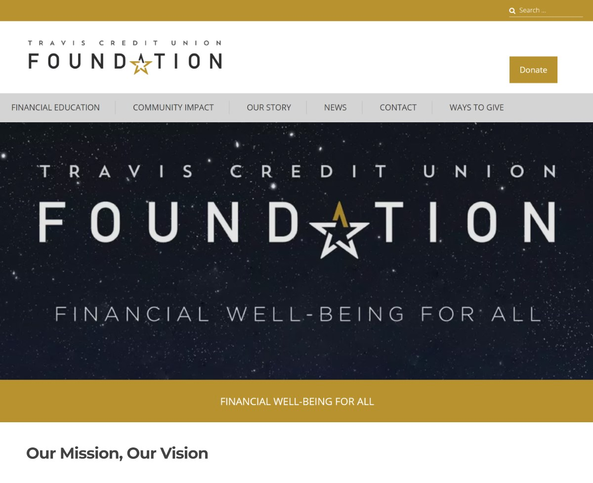 Travis Credit Union Foundation